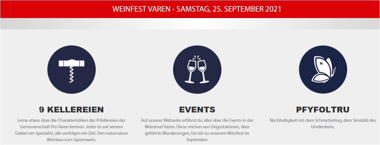 winzerfest wallis 2021